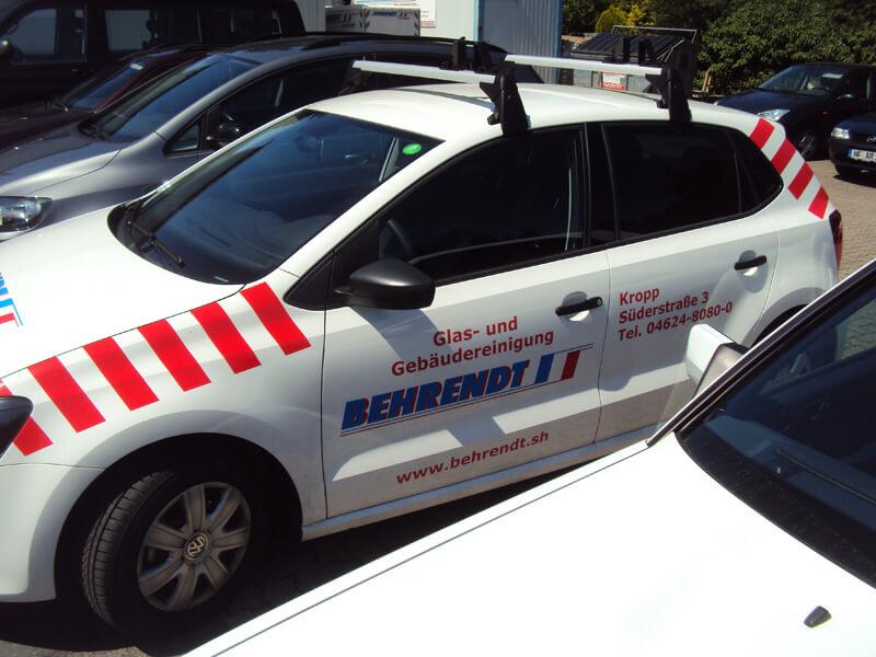 Fahrzeugbeschriftung Referenz 11